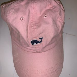 Pink Vineayrd Vines Hat